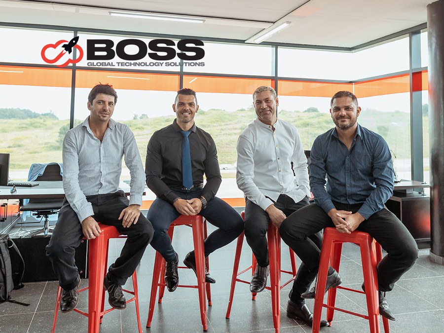 Boss GTS, Taking I.T. South Africa by storm