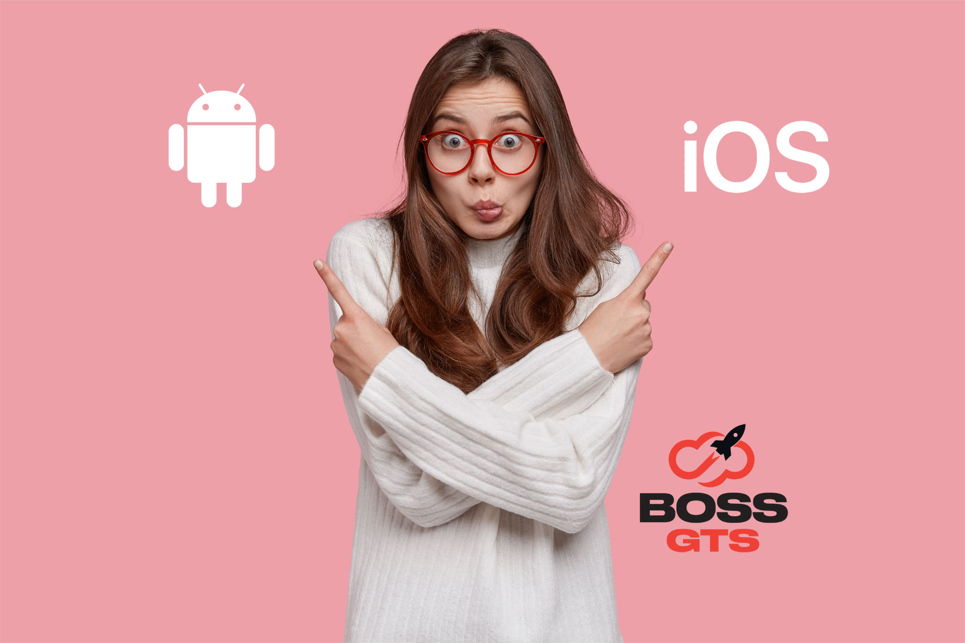 Which OS is for you? Android or IOS?